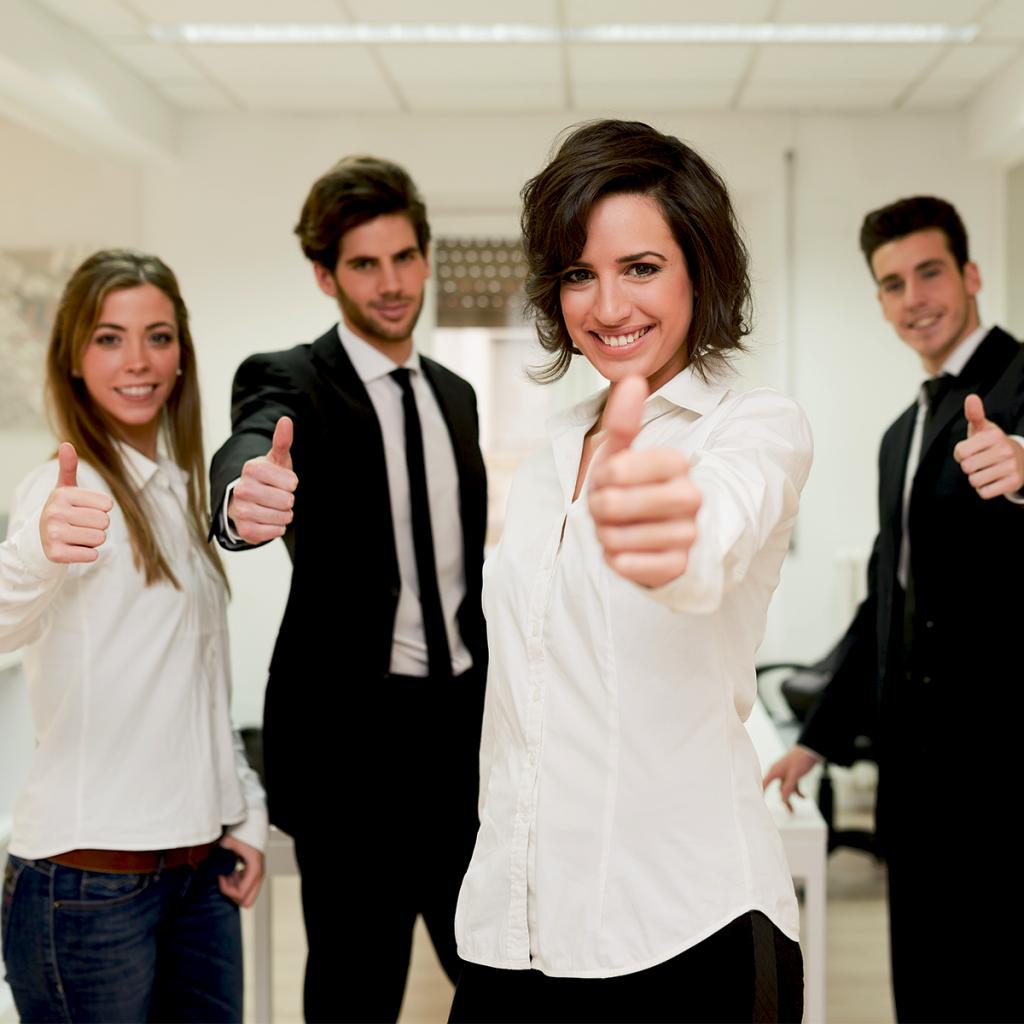 desafio personal pulgar arriba coachmac coaching empresarial en cancun