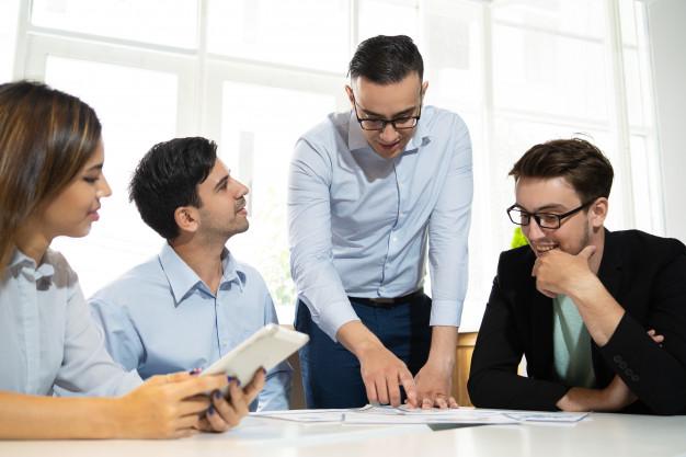 equipo de negocios coachmac coaching empresarial en cancun